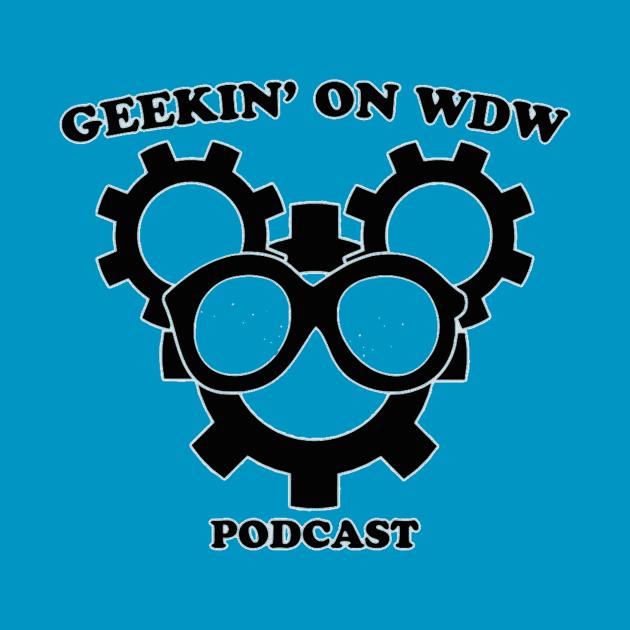 TeePublic: Geekin' On WDW Podcast