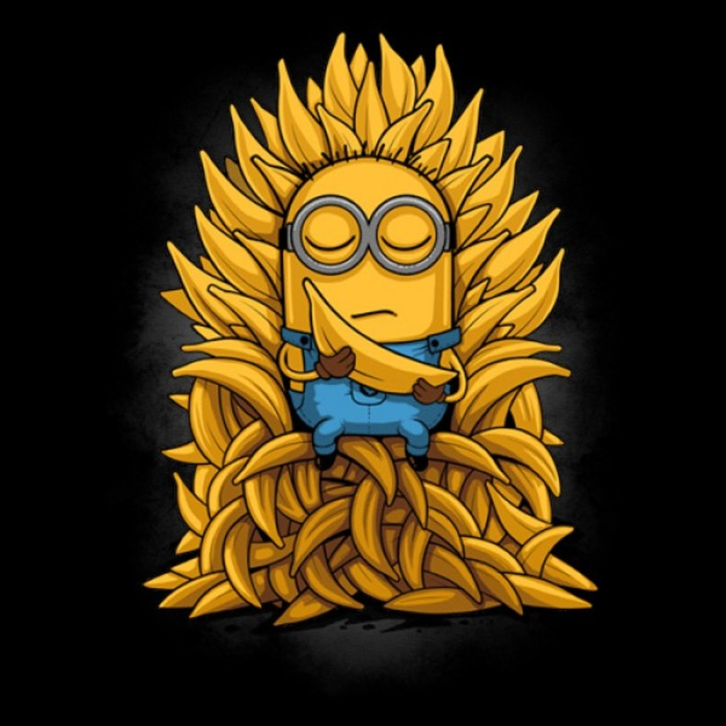 TeeVolt: Minion Throne