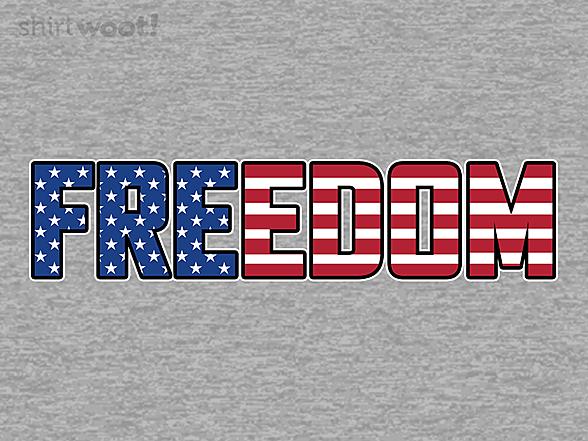 Woot!: USA - Freedom