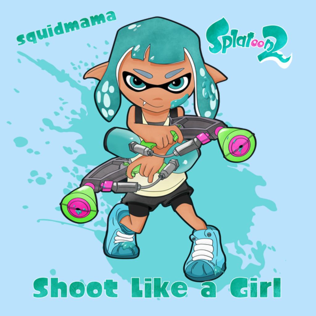 NeatoShop: Splat-custom order-squidmama
