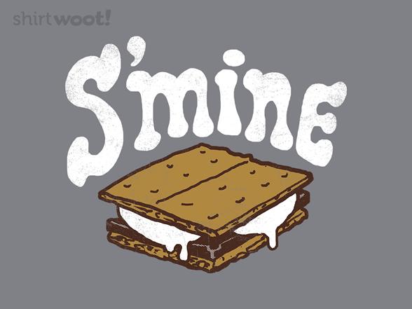 Woot!: S'mine