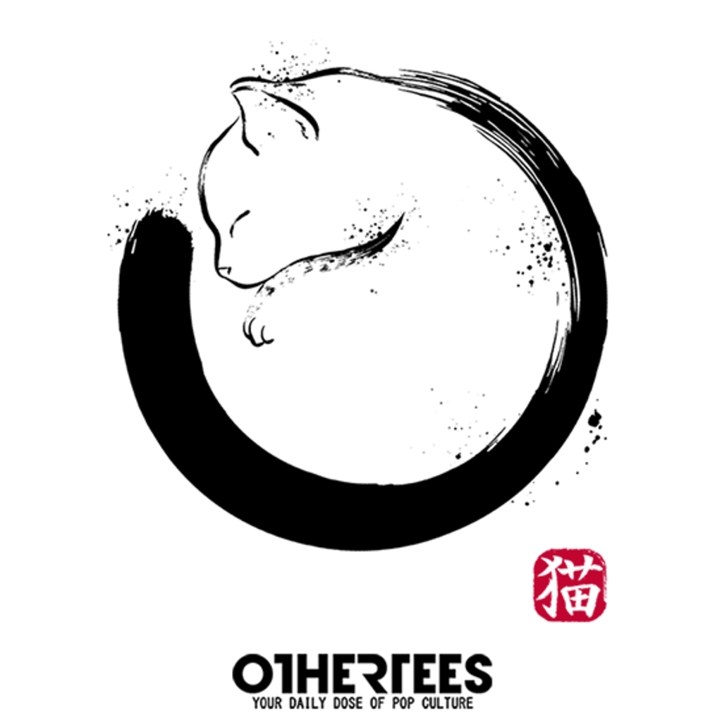 OtherTees: Purrfect Circle