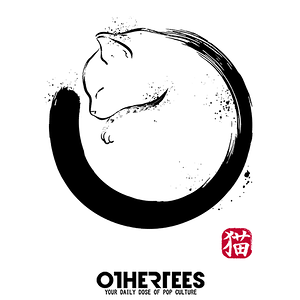OtherTees: Purrfect Circle