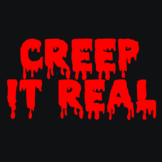 Textual Tees: Creep It Real