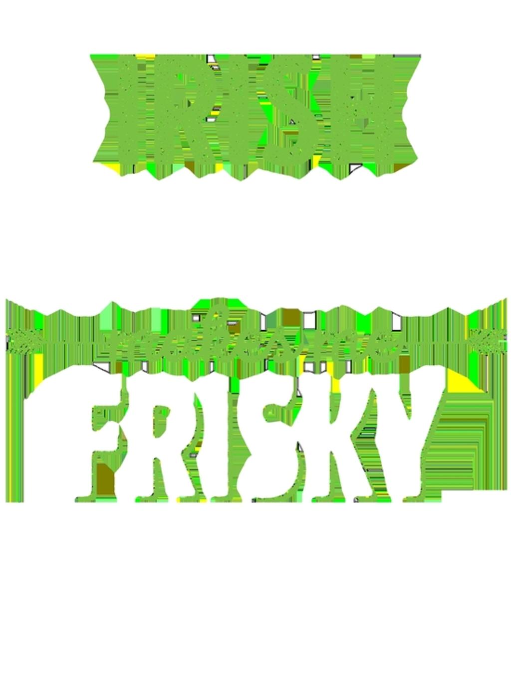 BustedTees: Irish Whiskey Makes Me Frisky