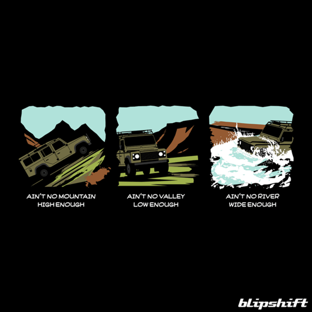 blipshift: Overland Anthem