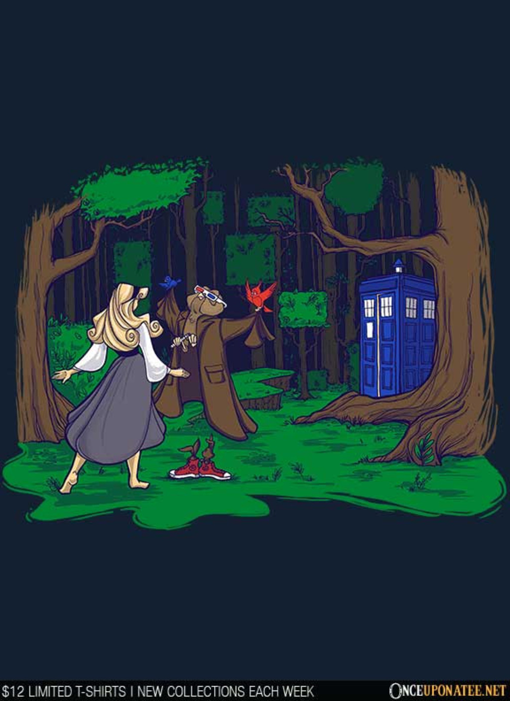 Once Upon a Tee: Once Upon a Dream