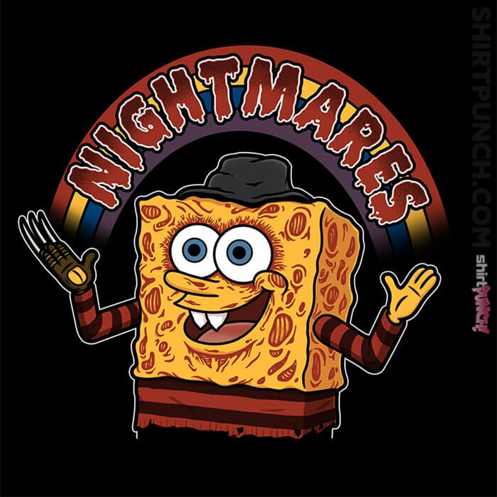ShirtPunch: As Long As We Have Nightmares