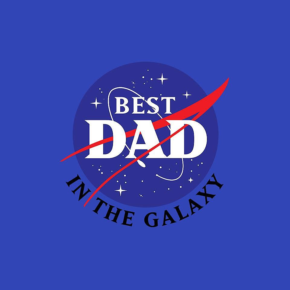 TeeFury: Best Dad in the Galaxy