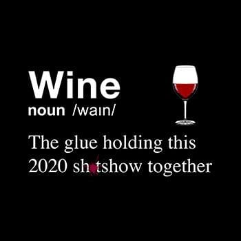 BustedTees: Wine Shitshow