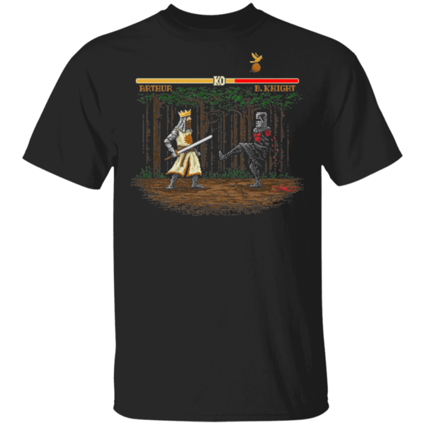 Pop-Up Tee: Epic Fight
