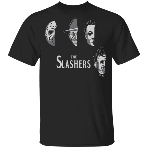 Pop-Up Tee: The Slashers
