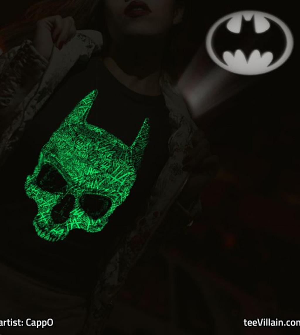teeVillain: Bat to the bone