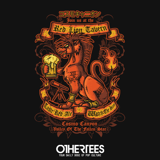 OtherTees: Red Lion Tavern