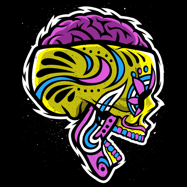 NeatoShop: Sugar crazy Skull