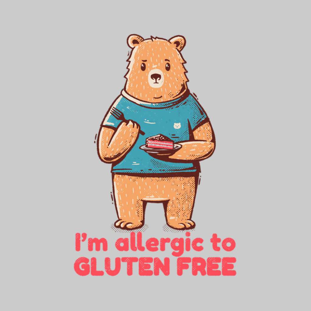 NeatoShop: I'm allergic of gluten free