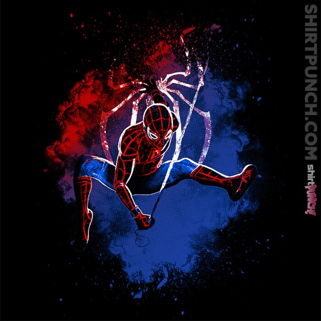 ShirtPunch: Soul Of Spider