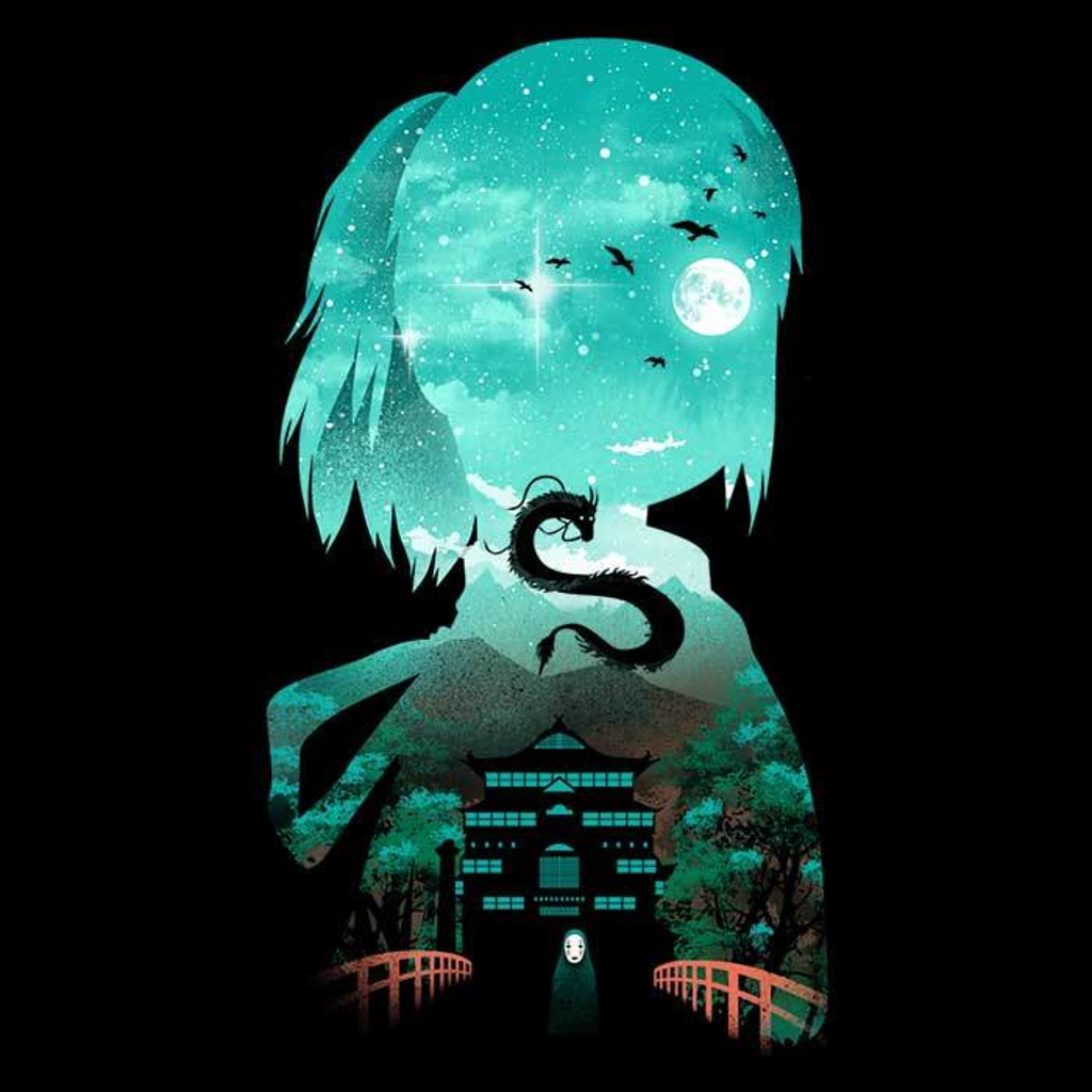 Once Upon a Tee: Midnight Spirit
