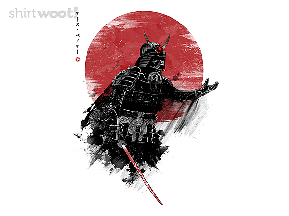 Woot!: Darth Samurai