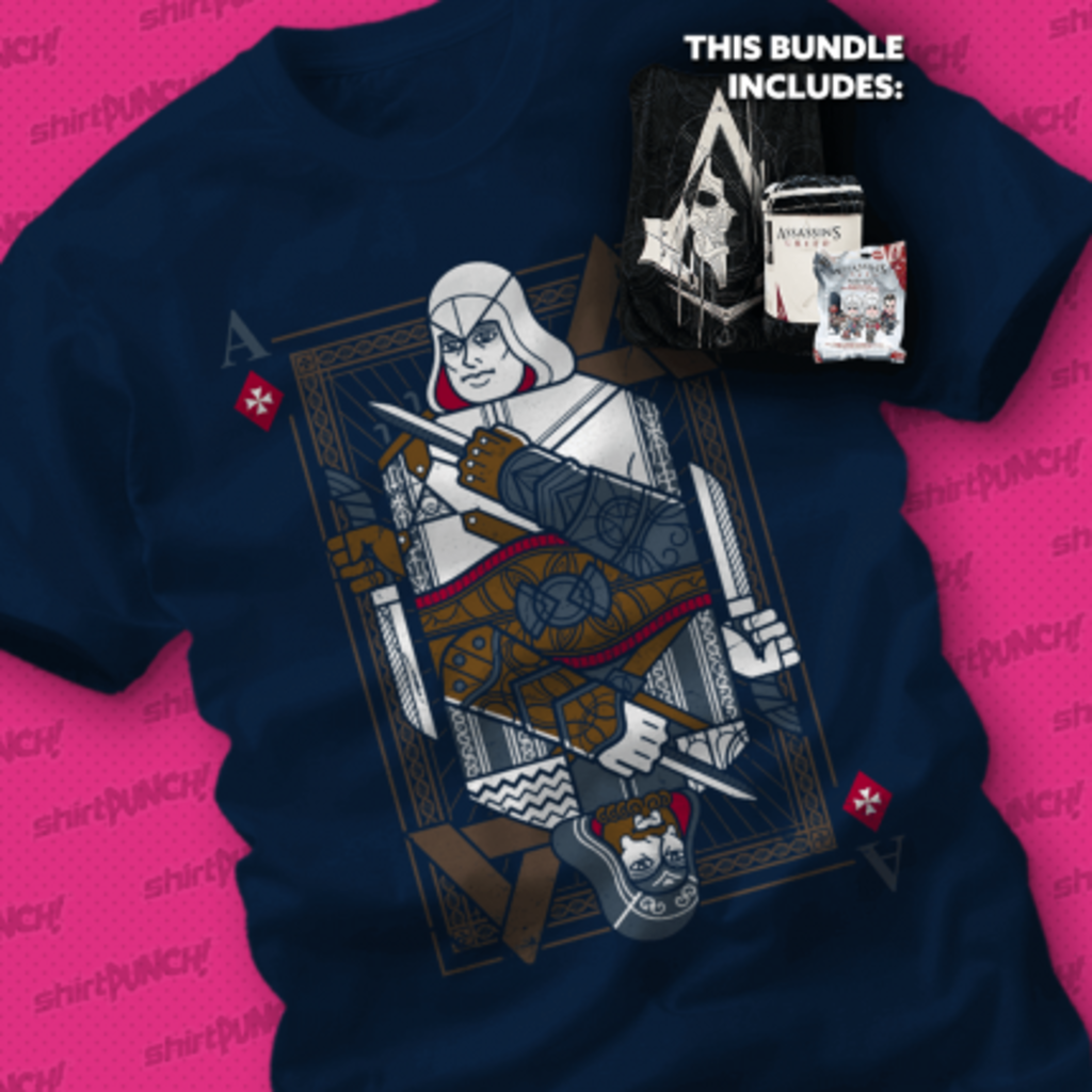 ShirtPunch: The Assassin's Fleece Bundle