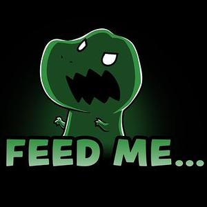 TeeTurtle: Feed Me... Or Else