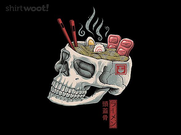 Woot!: Ramen Skull