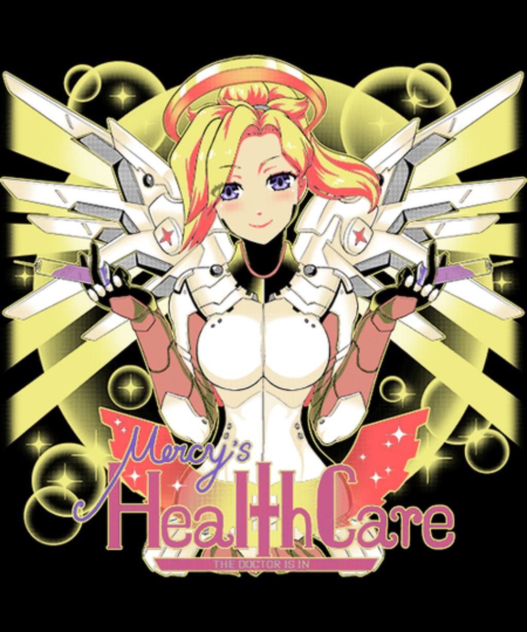 Qwertee: Mercy's Health Care