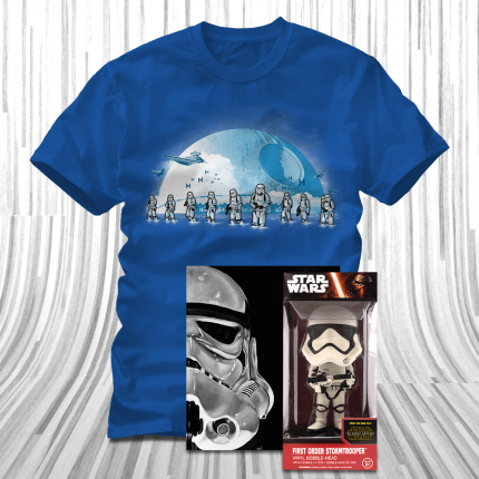 ShirtPunch: Troopers of the Storm Bundle