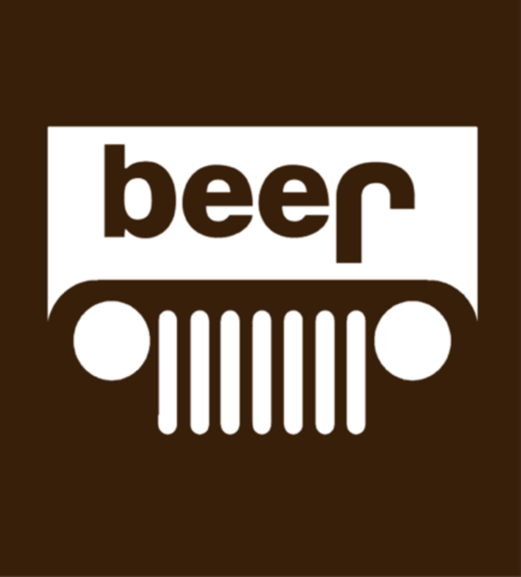 Shirt Battle: Beer Jeep Mashup