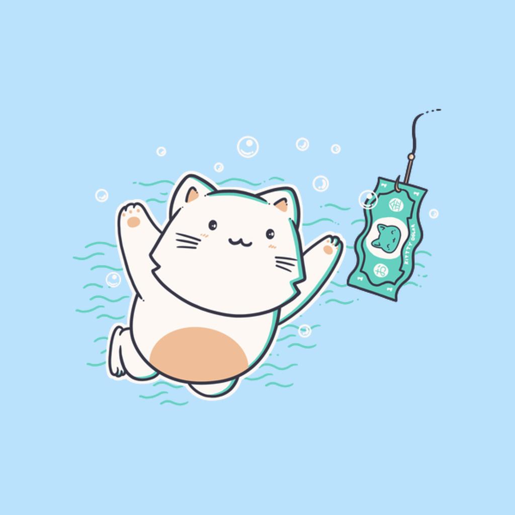 NeatoShop: Nevermind Cat