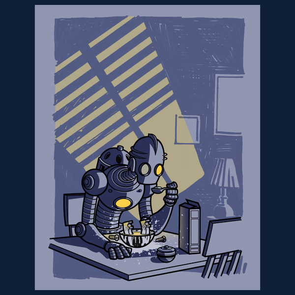 NeatoShop: Sad Robot