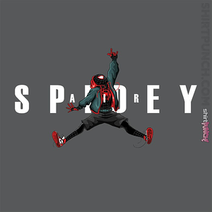 ShirtPunch: Air Spidey