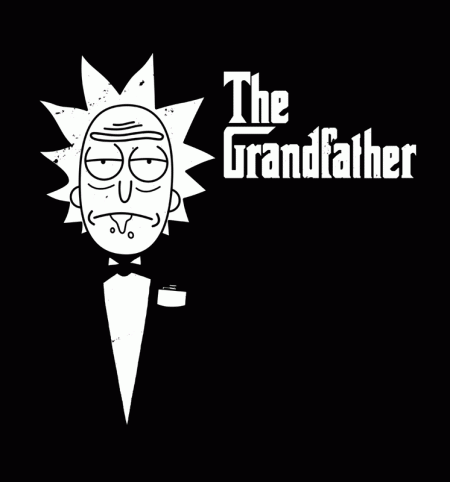 BustedTees: The Grandfather