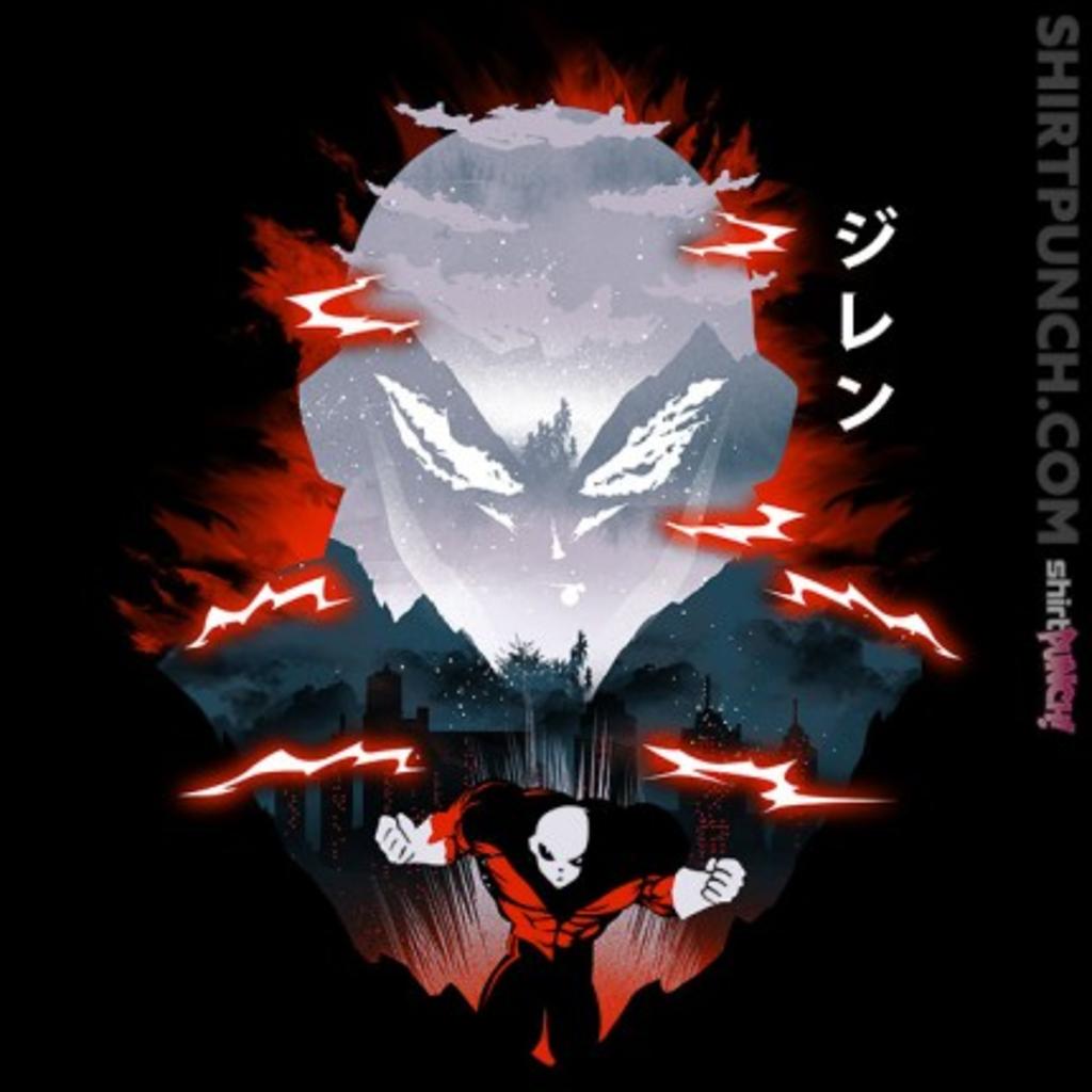 ShirtPunch: Ultra Jiren