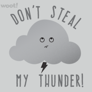 Woot!: A Cloudy Request
