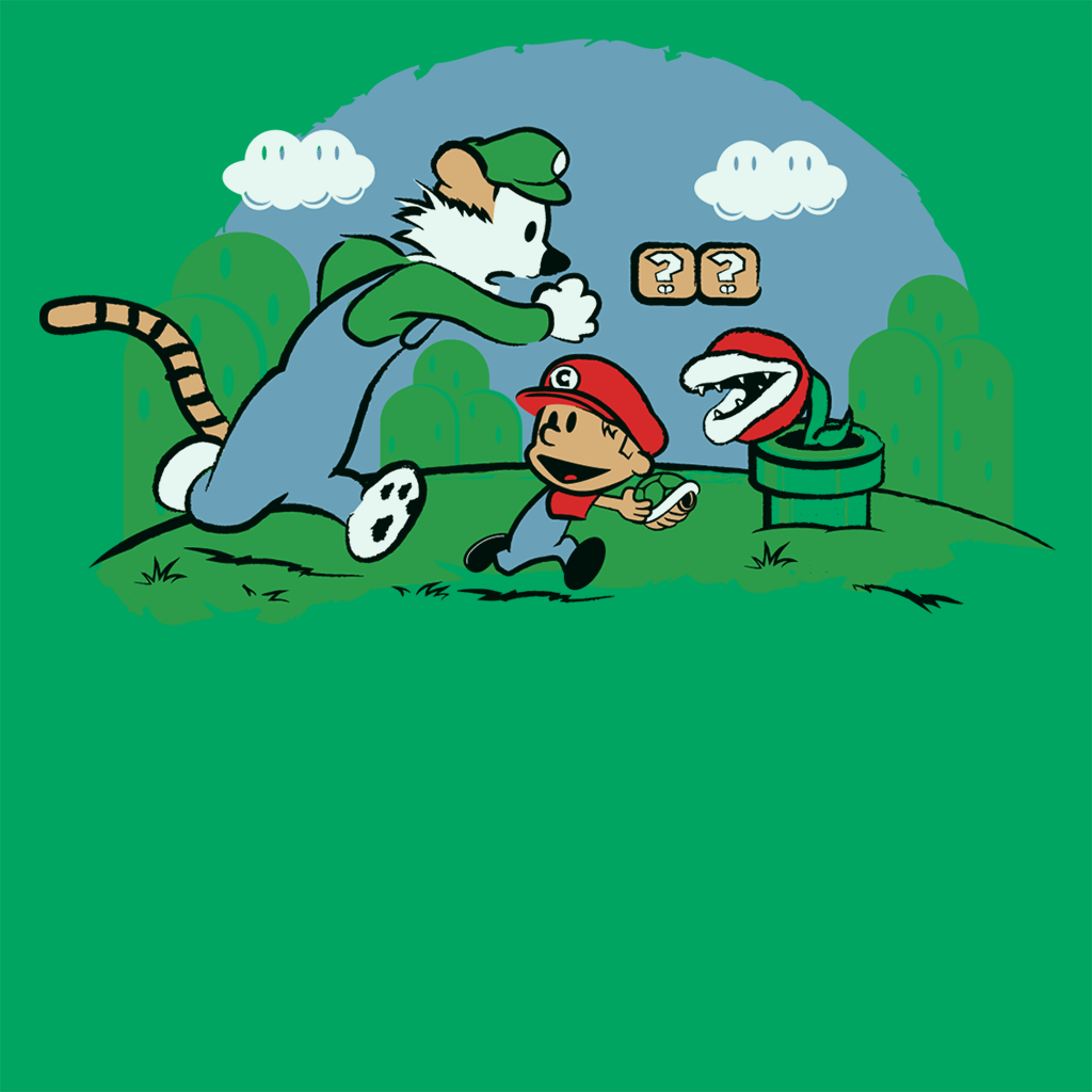 Pop-Up Tee: Silly Plumbers