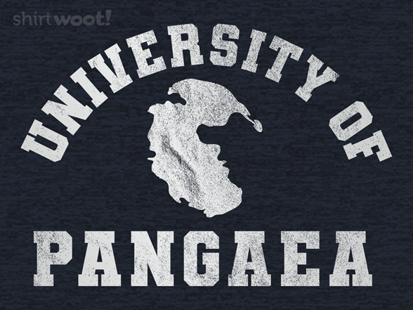 Woot!: University of Pangaea