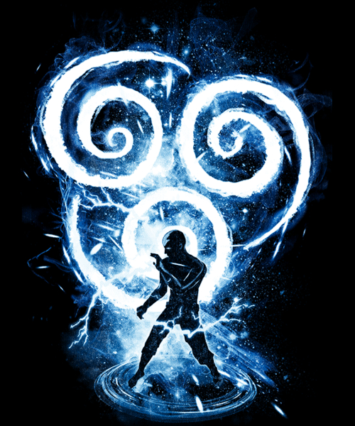 Qwertee: air tribe
