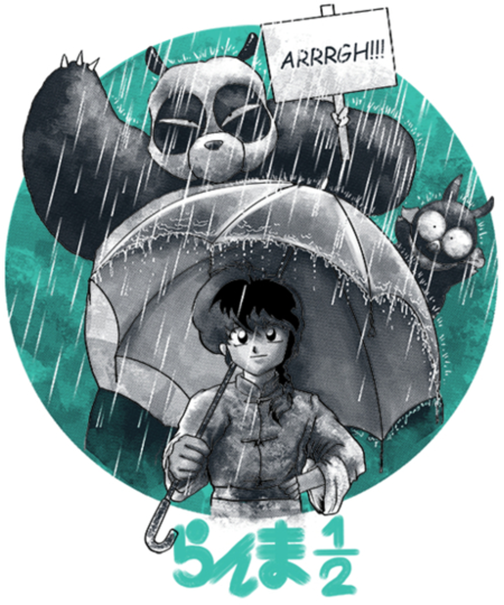 Qwertee: Rainy Day