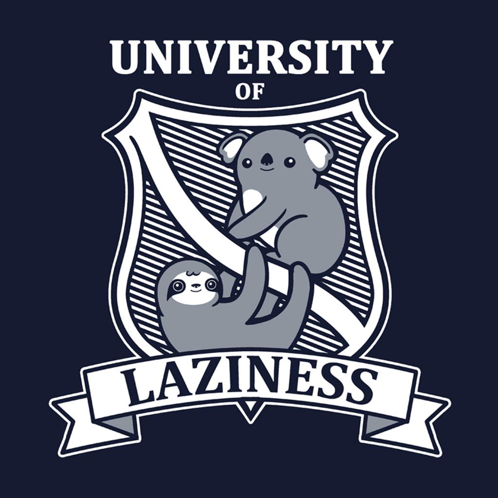 Pampling: University of Laziness