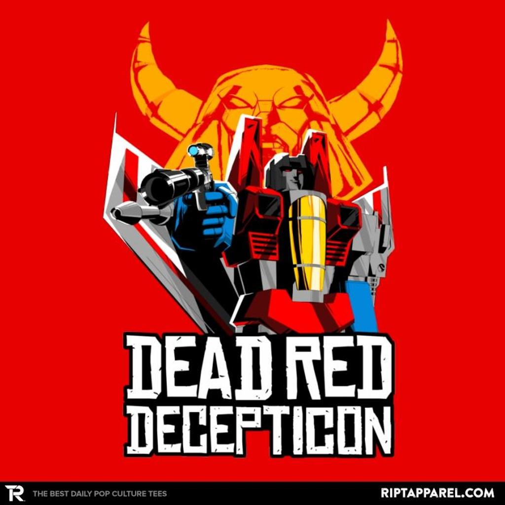 Ript: Dead Red Deception