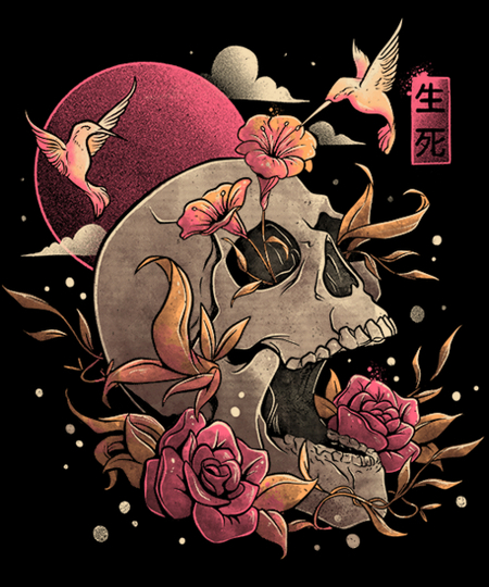 Qwertee: Life and Death