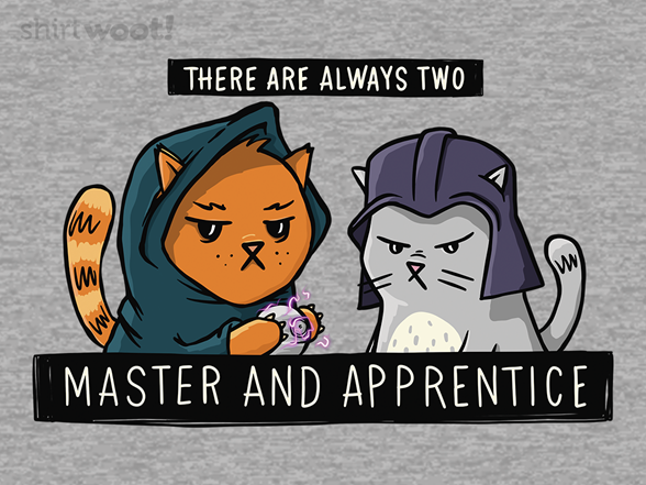 Woot!: Master & Apprentice