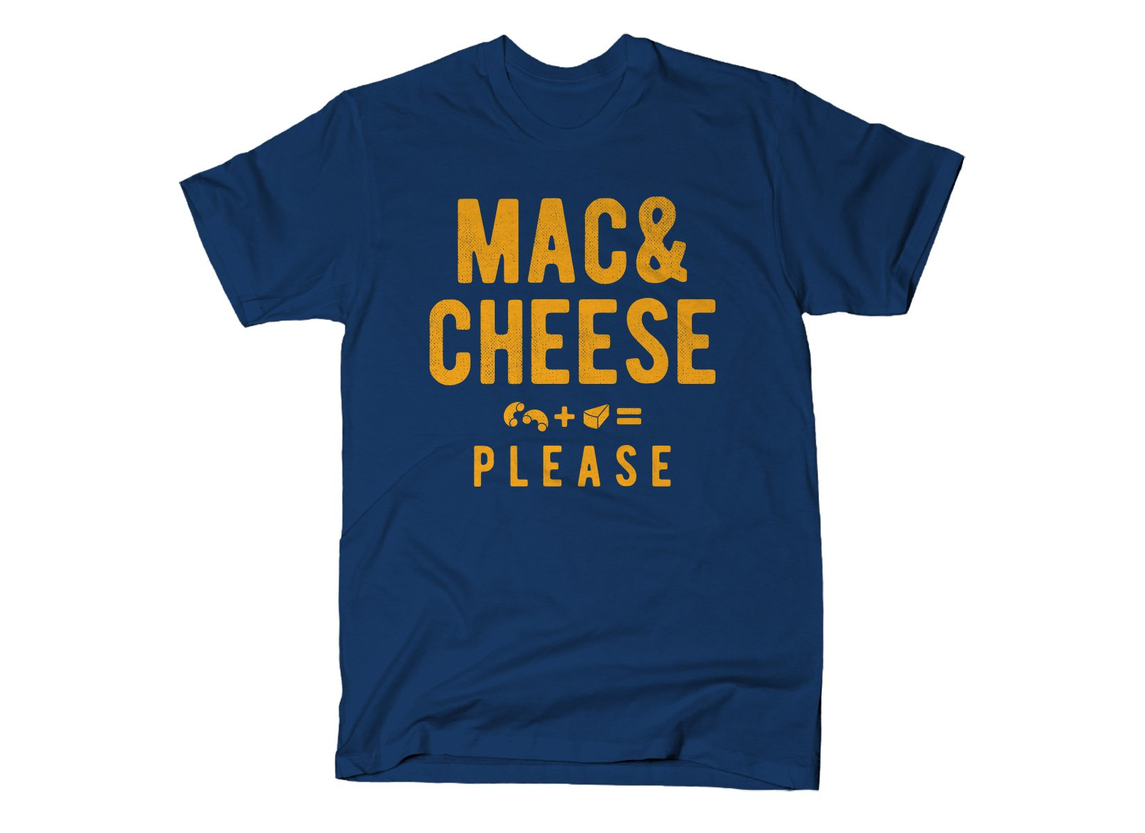 SnorgTees: Mac And Cheese Please