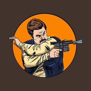 TeePublic: Ron Solo
