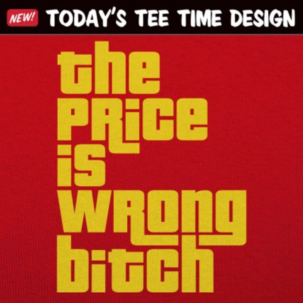 6 Dollar Shirts: The Price Is Wrong