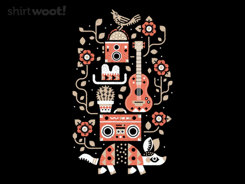 Woot!: The Big Armadillo