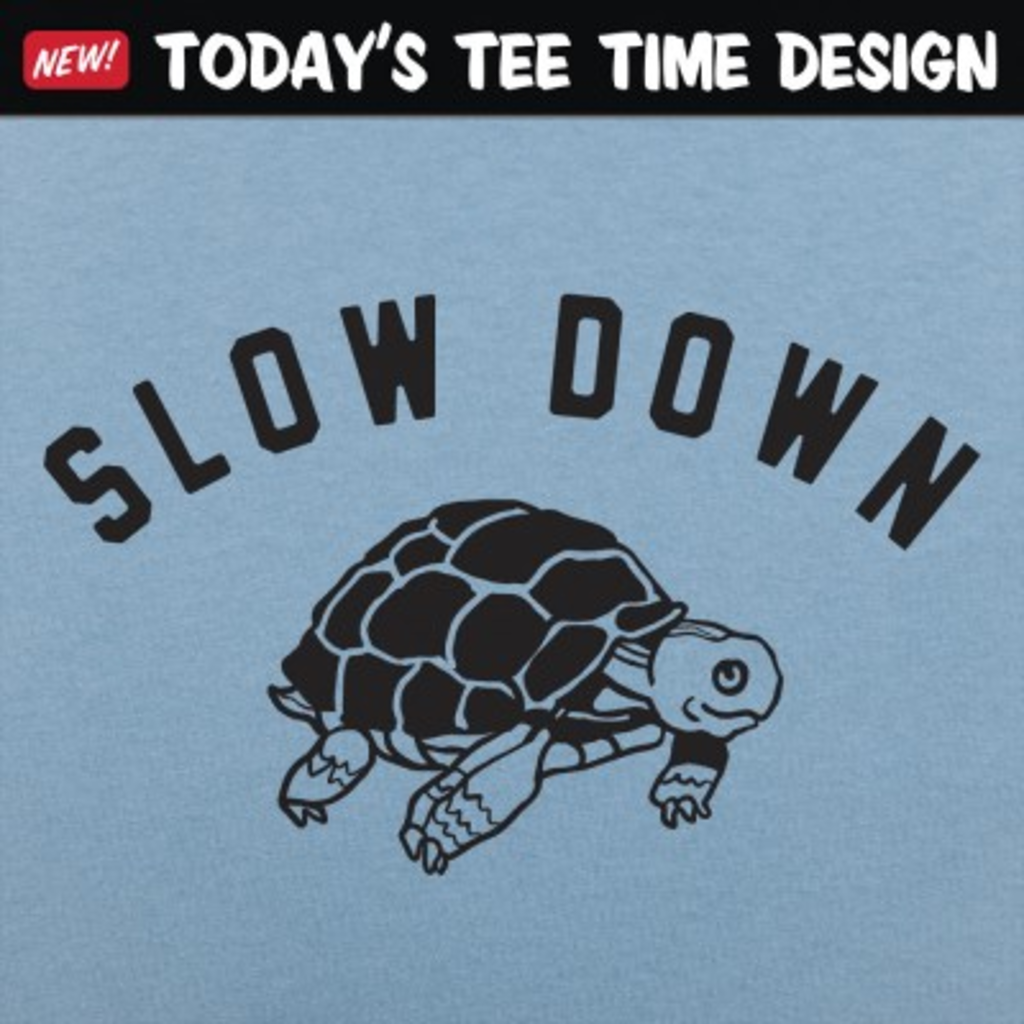 6 Dollar Shirts: Slow Down