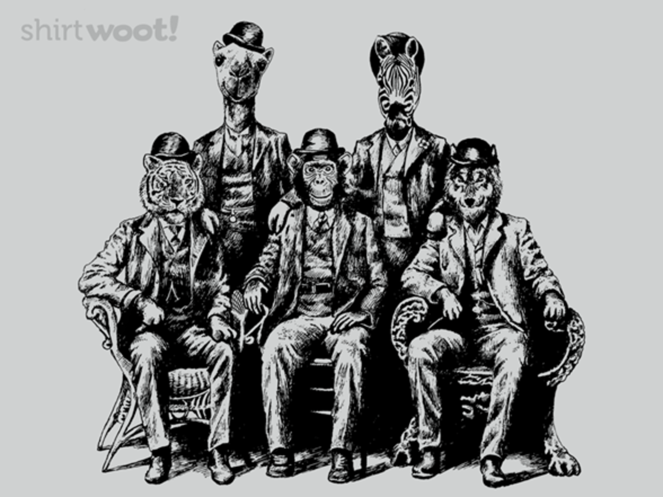 Woot!: The Wild Bunch