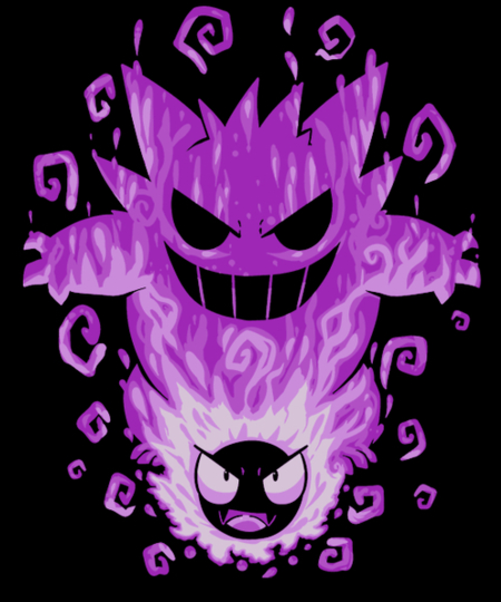 Qwertee: The Menacing Ghost Within
